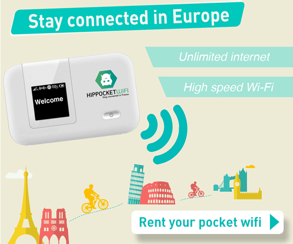 Rent your pocket wifi